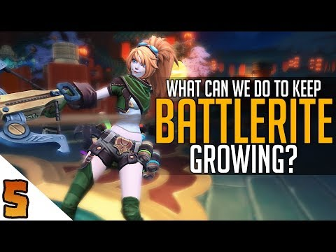 connectYoutube - What Can WE Do To Keep Battlerite Growing?