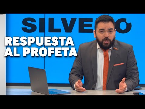 Silvero responde al profeta de Lambaré