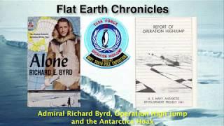 Admiral Richard E. Byrd: 33 degree Mason & Tall tales of Operation High Jump