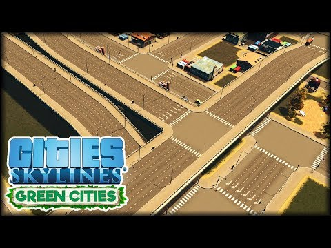 connectYoutube - NEUES Industrial Grid | Cities: Skylines S3 #39 - Green Cities