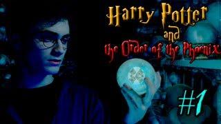 Гарри Поттер и Орден Феникса - Часть 1