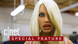 Where sexbots come alive: Tour the RealDoll factory