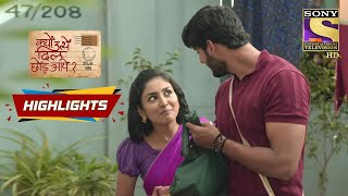 Vashma And Uday's Sweet Discussion | Kyun Utthe Dil Chhod Aaye? | Episode 119 | Highlights - SETINDIA
