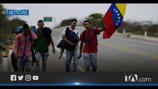 La crisis económica y la pandemia obligan a migrar a miles de venezolanos