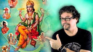 ???? Los Símbolos Mágicos de Vishnu y su Poder