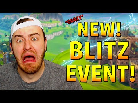 *NEW GAMEMODE* BLITZ SQUADS WITH THE DREAM TEAM - Fortnite Gameplay