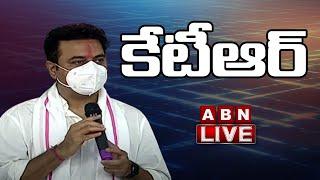 KTR LIVE | KTR Participating in inauguration of Rythu Vedika at Kodhurupaka, Boinipally | ABN - ABNTELUGUTV