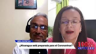 100% Entrevistas/ Exiliados y coronavirus en Costa Rica/ Dr. Miguel López Baldizón/ ¿Nicaragua está