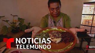Ttlaltequeadas una receta hecha con chapulines   Noticias Telemundo