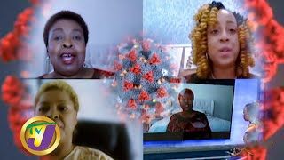 Jamaican Nurses Worldwide: TVJ All Angles - April 1 2020