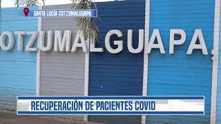 Personas infectadas con coronavirus buscan muy tarde atención médica, confirma Hospital Covid