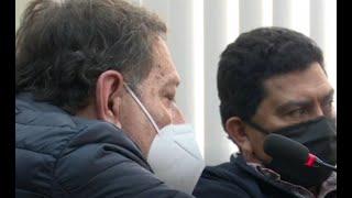 Abogado Francisco García quedó en prisión preventiva