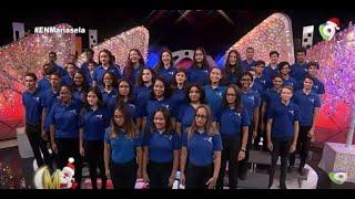 #ENM Presentacion del Coro Juvenil del Colegio La Salle