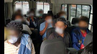 Migrantes fueron rescatados en México