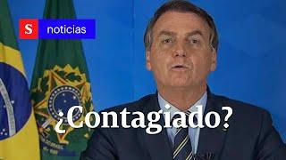 Brasil: ¿Jair Bolsonaro, positivo para coronavirus | Semana Tv