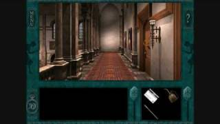Nancy Drew: Treasure in the Royal Tower (Part 5) - Climbing the Elevator Shaft