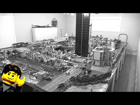 connectYoutube - Crouching (LEGO) City, Hidden Update - Jan. 8, 2018