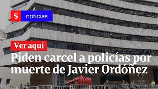 Procuraduría también pidió cárcel para policías por muerte de Javier Ordóñez   Semana Noticias