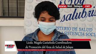 Continúan Aumentando Casos De Covid 19 En Jalapa 1