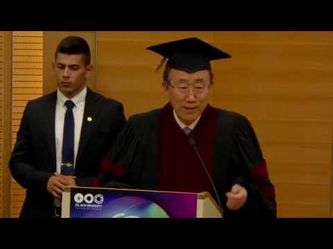 Ban Ki-moon Acceptance Speech (Full version)