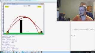 Pygame (Python Game Development) Tutorial - 80 - Enemy Randomness