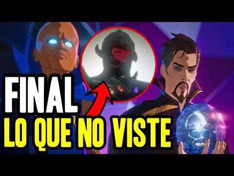 What If ep 9 Batalla final explicada Ultron y Guardianes del multiverso