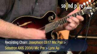 Eastman Mandolin 915 SB #5567 Demonstration