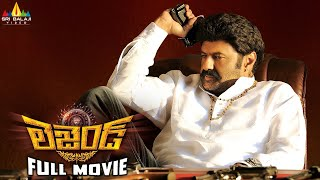 Legend Latest Telugu Full Movie | Balakrishna, Radhika Apte, Jagapathi Babu | Sri Balaji Video - SRIBALAJIMOVIES