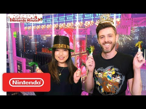 connectYoutube - 2018 Gaming Resolutions – Nintendo Minute