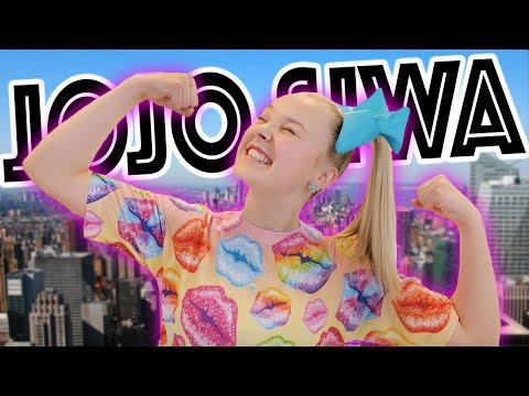 connectYoutube - I AM JOJO SIWA!!!