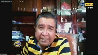 La ayuda económica de CONMEBOL y FIFA no va alcanzar para pagar las deudas,  manifestó Salinas.