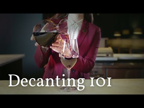 A Sommelier's Quick and Easy Steps for Decanting Wine