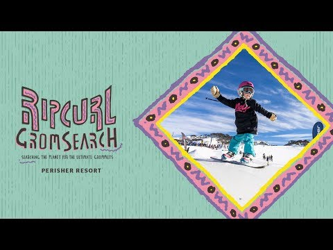 2019 Rip Curl GromSearch | Snow Series - Perisher Resort