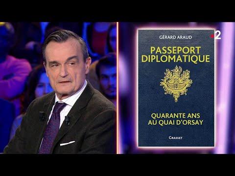 Vidéo de Gérard Araud