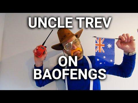 Uncle Trev Reveals Baofeng Radio Secrets
