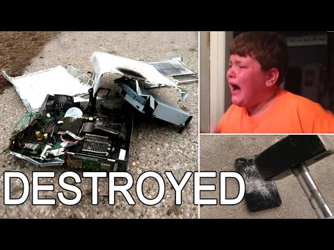 connectYoutube - PARENTS DESTROY KIDS ELECTRONIC COMPILATION