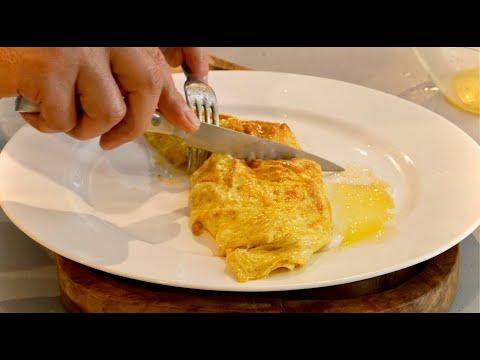 Американский омлет | Кухня с яйцами | Сталик Ханкишиев, кулинарная школа для начинающих