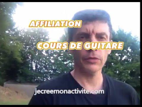 hqdefault Affiliation cours de guitare
