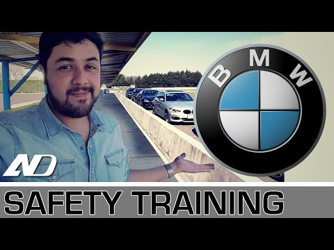 Experiencia BMW Safety Training - AutoDinámico