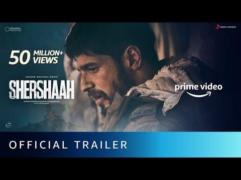 Shershaah - Official Trailer | Vishnu Varadhan | Sidharth Malhotra, Kiara Advani | Aug 12