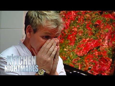 Failing Restaurant's Fridge Is An Absolute MESS  | Kitchen Nightmares