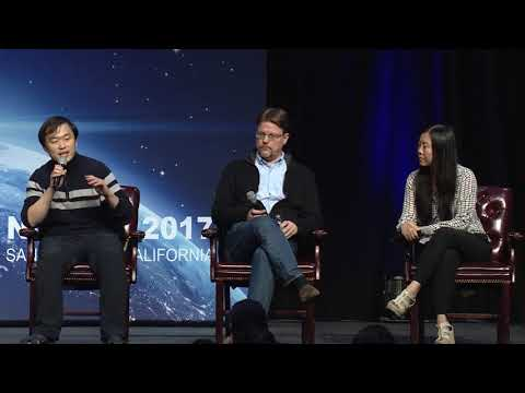 Yuandong Tian, Magnus Nordin at AI Frontiers Conference 2017: Panel - AI in Games