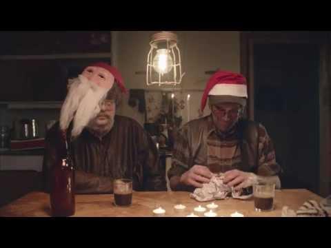 Dolf och Järven firar lilla julafton