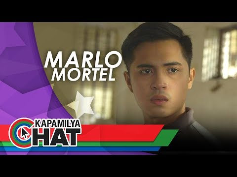 Kapamilya Chat with Marlo Mortel for Ipaglaban Mo Reputasyon