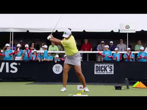 Brandel  Chamblee breaks down swing of WLD Women's No. 1 Phillis Meti | Golf Channel