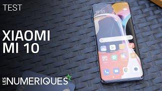 vidéo test Xiaomi Mi 10 par Les Numeriques