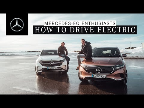 Mercedes-EQ Enthusiasts – How to Drive the New Fully Electric EQA
