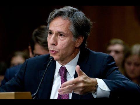 Info Martí   Blinken, señala que el gobierno de Biden estaba preparado para lo peor en Afganistán