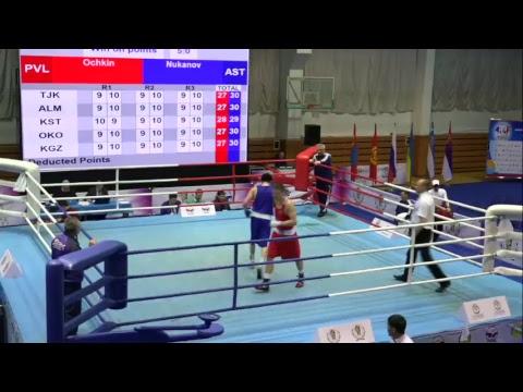 VIII МТ по боксу среди мужчин на призы ЗТРК Вахитова Р.Г, в г. Павлодар.