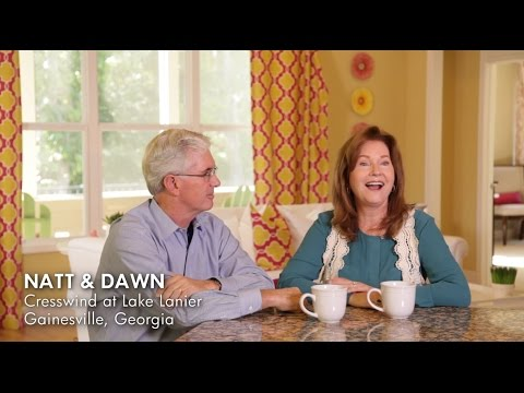 Lake Lanier Residents Natt & Dawn Fell in Love with the Community